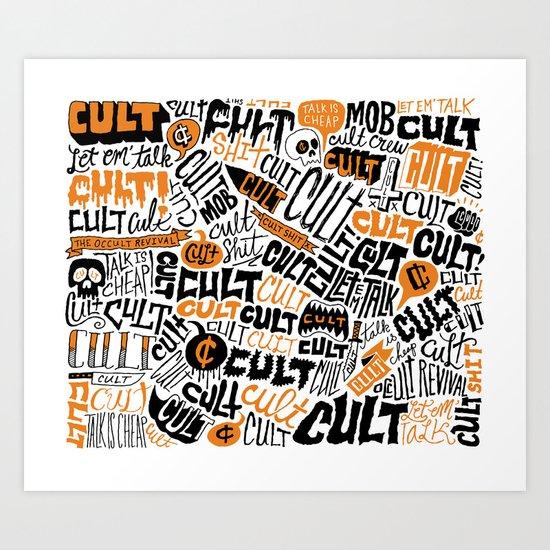 Cult Art Print