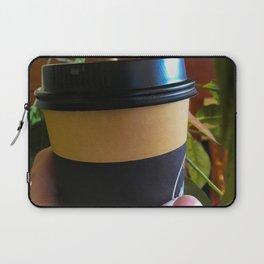 Takeaway Coffee Laptop Sleeve