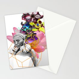 Garo Woman Stationery Cards