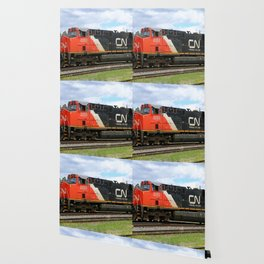 Canadian National Railway Wallpaper