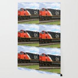 Canadian National Railway Wallpaper