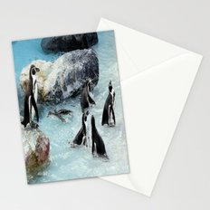 Penguins. Stationery Cards