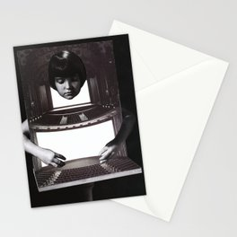 Child of Godot Stationery Cards