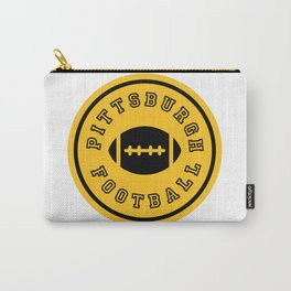 Pittsburgh Football Steel City Gifts Carry-All Pouch