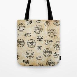 Lemegeton Tote Bag