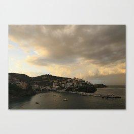 Crete, Greece 4 Canvas Print