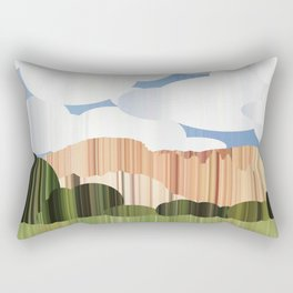 Ghost Ranch 3 Rectangular Pillow
