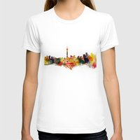 toronto T-shirts featuring  Toronto  by mark ashkenazi