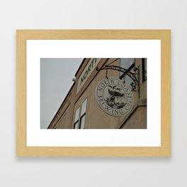 North Coast Brewing Co. Framed Art Print