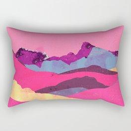 Candy Mountain Rectangular Pillow