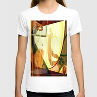 basketball T-shirts featuring Basketball by Robin Curtiss