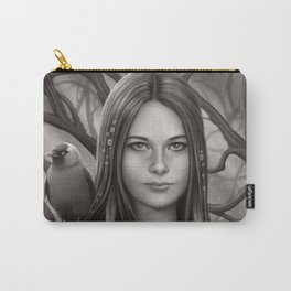 A Jackdaw's Friend Carry-All Pouch