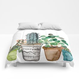 Potted Comforters