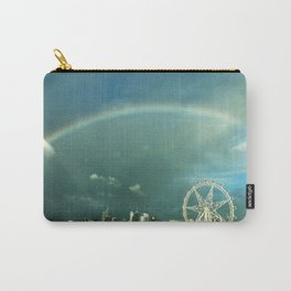 Rainbow over Melbourne Carry-All Pouch