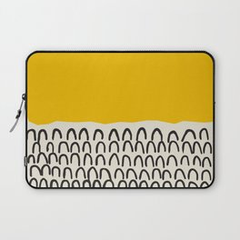 Mid century modern, mid-century wall art, print, geometric wall art, abstract wall art, interior, matisse, picasso, drawing, decor, design, bauhaus, abstract, decoration, home, gift, contemporary, paint Laptop Sleeve