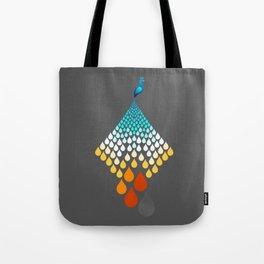 The Firebird Rains Tote Bag