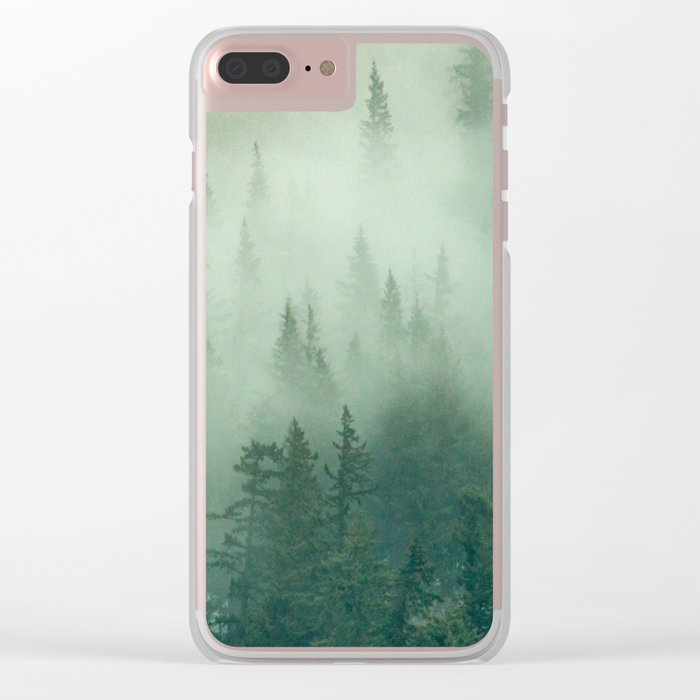 The Mist Clear iPhone Case