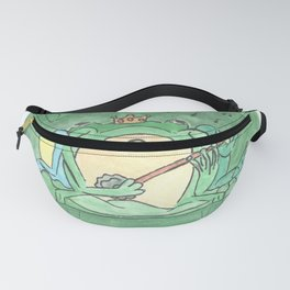Frog Song Fanny Pack