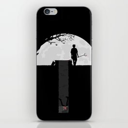 Dumped iPhone Skin