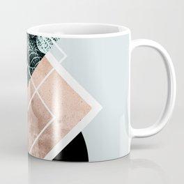Geometric Composition 5 Coffee Mug