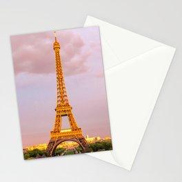 Paris Tour Eiffel Stationery Cards