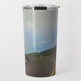 Road in the Clouds Travel Mug