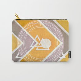 Fish - Triple Triangle Carry-All Pouch