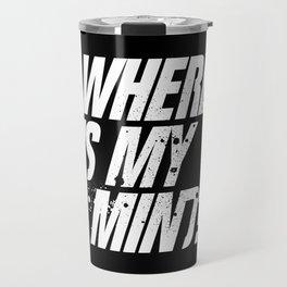 Where is my mind? Travel Mug