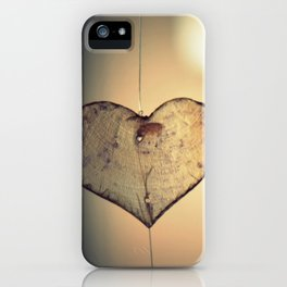 Hearts   Coeurs iPhone Case