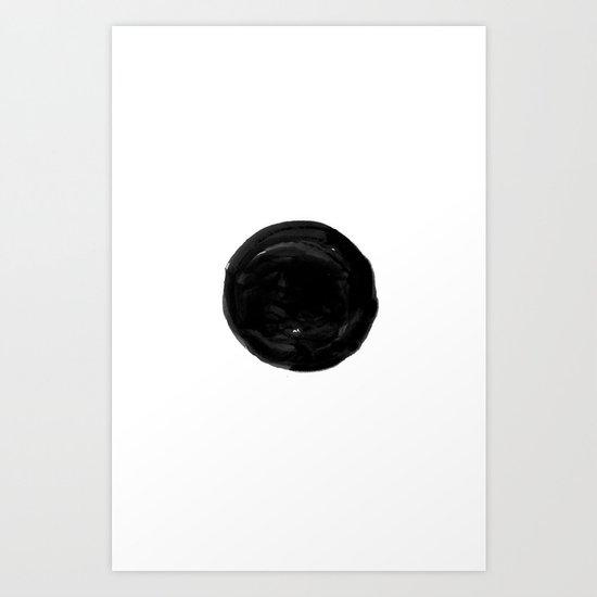 HÄL Art Print