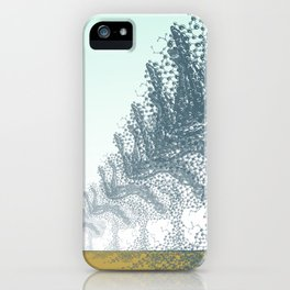 Mangrove 02 iPhone Case
