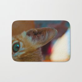Le Cat Bath Mat