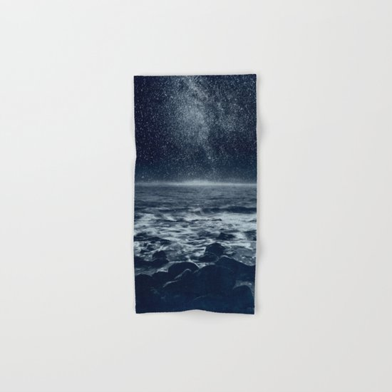 the Dreaming Ocean Hand & Bath Towel