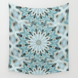 Feather Hoop Dance Wall Tapestry