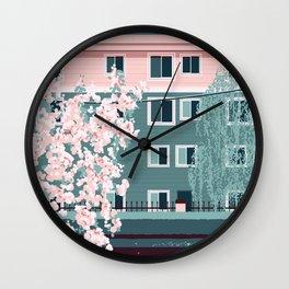 Sanctuary XXXI Wall Clock