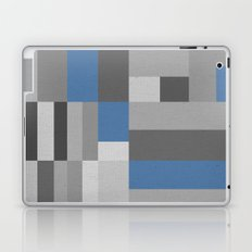 White Rock Blue Laptop & iPad Skin
