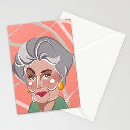 Golden Girls - Dorothy Zbornak Stationery Cards