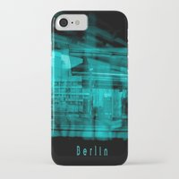 berlin iPhone & iPod Cases featuring Berlin by Laake-Photos