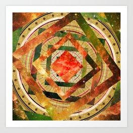Cosmos MMXIII - 10 Art Print