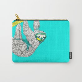 Sloth Obsession Carry-All Pouch