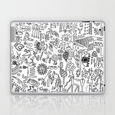 Scattered Laptop & iPad Skin
