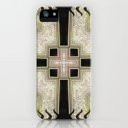 Zlata Geometrica iPhone Case