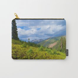 High Country Rainbow Carry-All Pouch