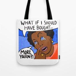 Even More Yarn Tote Bag