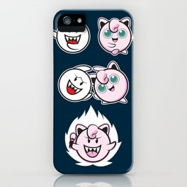Jigglyboo Fusion iPhone Case
