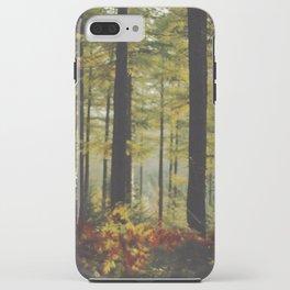 Autumn Wood iPhone Case
