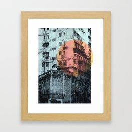 Good Morning Hong Kong Framed Art Print