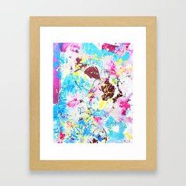 Celebrate Mother's Day Dia De Las Madres Framed Art Print