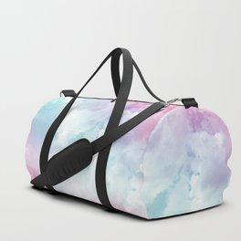 Cotton Candy Sky Duffle Bag