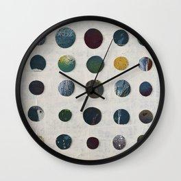 imagination / skepticism Wall Clock